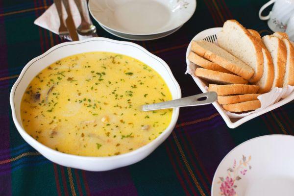 Aliotta  polievka z rýb |
