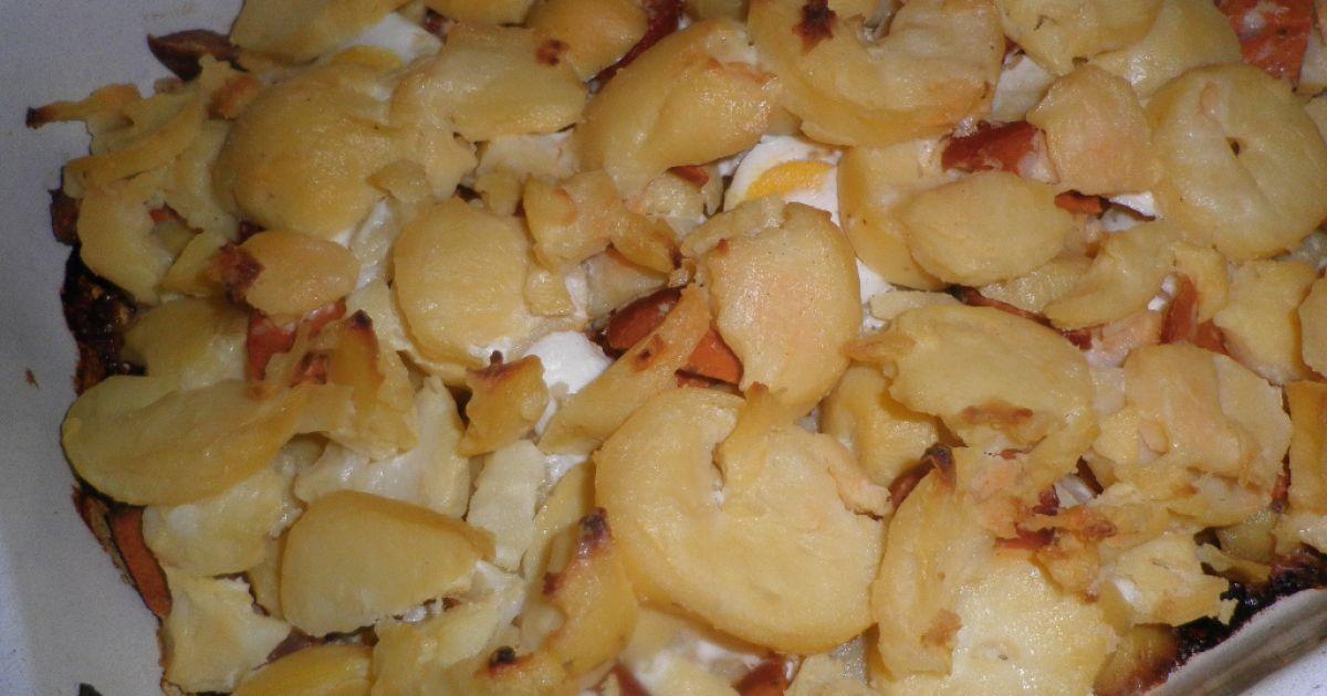 Francúzske zemiaky so smotanou, fotogaléria 1 / 7.