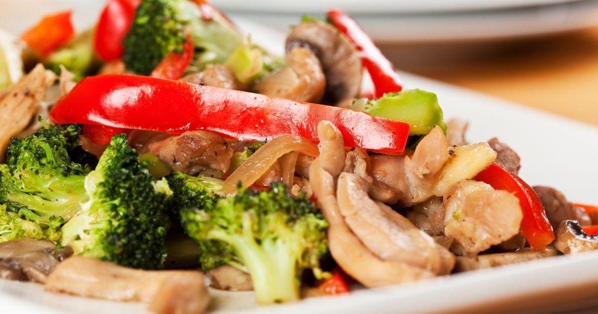 Kuracie ragú s brokolicou, fotogaléria 1 / 1.