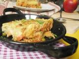Mleté mäso zapečené pod zemiakovou kašou na spôsob ...