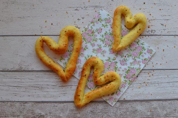 Valentínske praclíky s chilli  