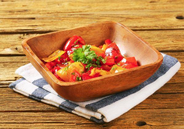 Marinované papriky |