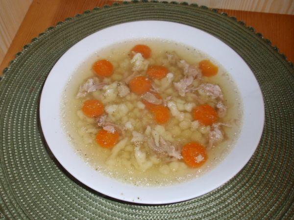 Falošná hovädzia polievka |