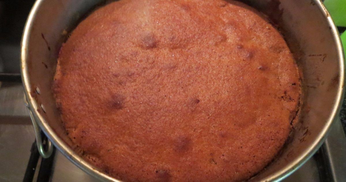 Obrátený perníkový koláč s ríbezľami, fotogaléria 7 / 8.
