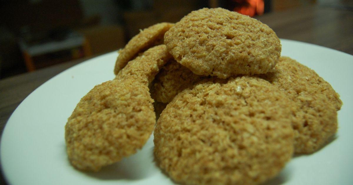 Kokosovo-citrónové špaldové sušienky, fotogaléria 1 / 9.