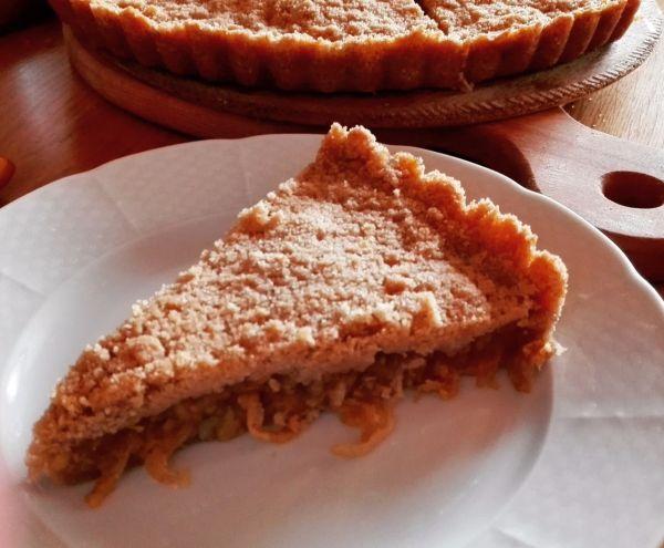 Super rýchly, super jednoduchý a super chutný...jablkový koláč ...