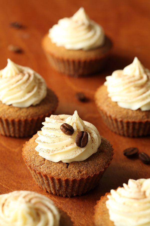 Tiramisu cupcakes |