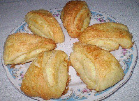 Slaný koláč z Juhoslávie |