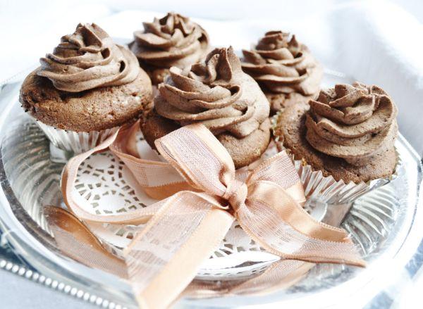 Čokoládovo-avokádové muffiny |