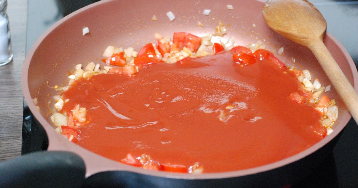 Šošovicové guľky v paradajkovej omáčke, fotogaléria 9 ...