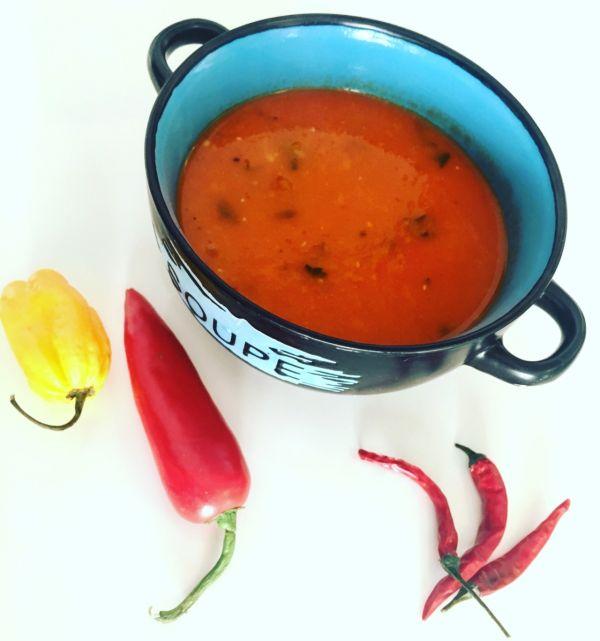 Videorecept: Pikantná mexická fazuľová polievka |