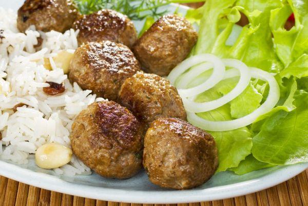 Karbonátky z vareného hovädzieho mäsa |