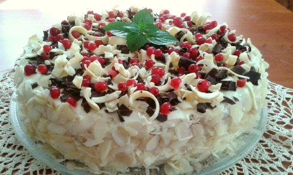 Ovocná torta |