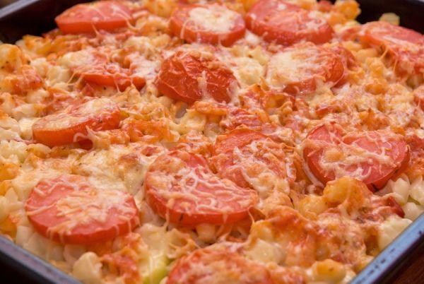 Lasagne s mozzarellou |