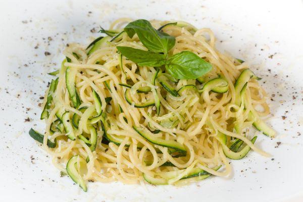Špagety s cukinou |