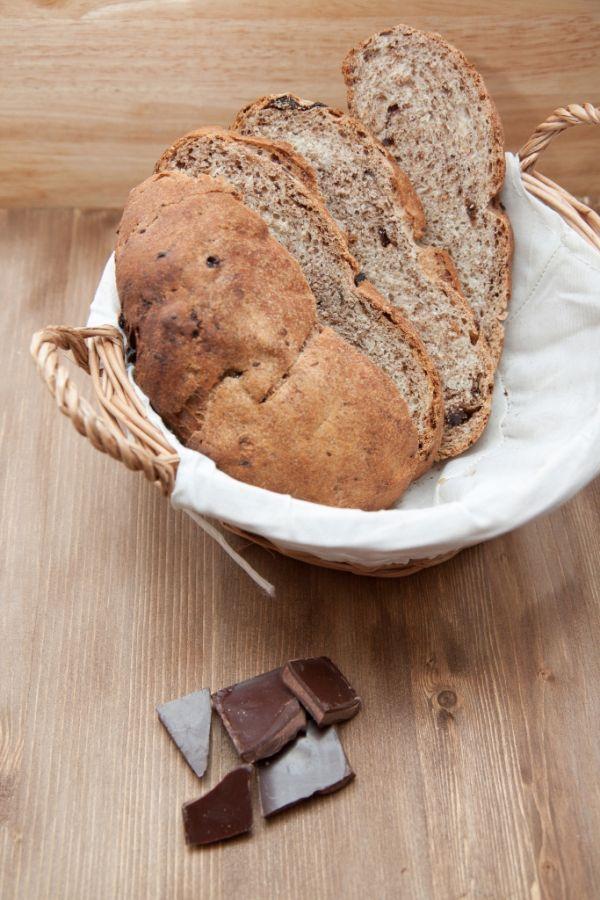 Karobový chlieb |