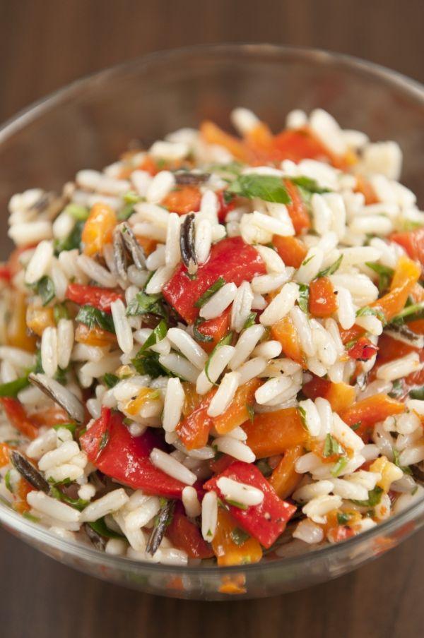 Paprikové rizoto |