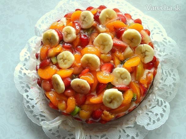 Letné ovocné osvieženie  Recept