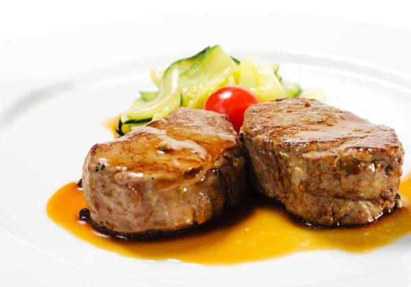 Medailóniky z teľacieho mäsa |