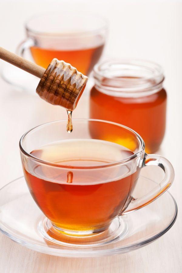 Chai  čaj s medom |