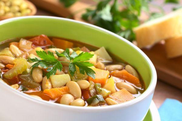 Hustá zeleninová polievka |