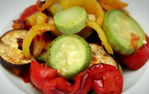 Videorecept: Ratatouille |