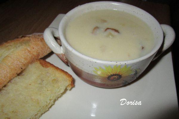 Kyslá zemiaková polievka |