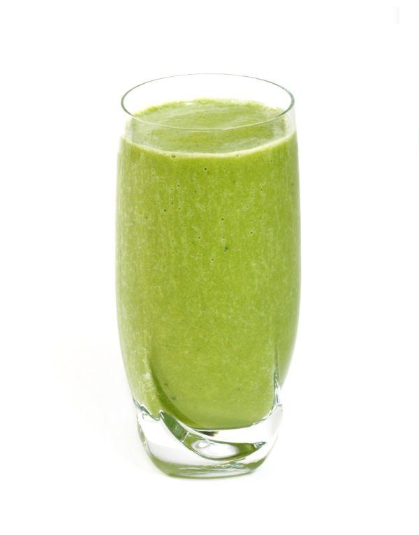 Smoothie zo zeleného čaju |