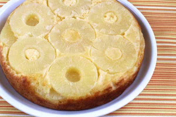 Čokoládové rezy s ananásom |