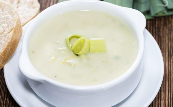 Hustá pórová polievka |