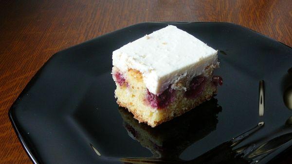 Višňový koláč |