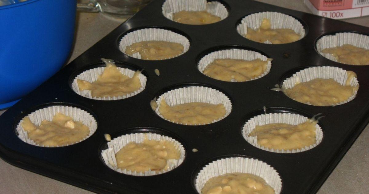 Vanilkovo-banánové muffiny, fotogaléria 6 / 7.