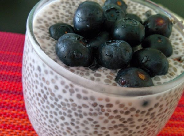 Chia puding |