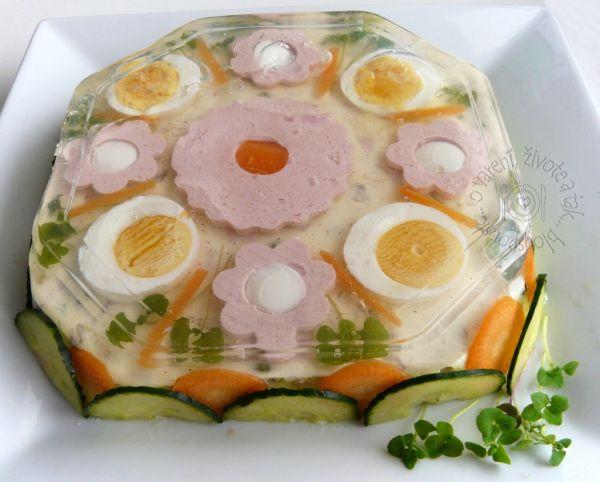 Aspiková torta |
