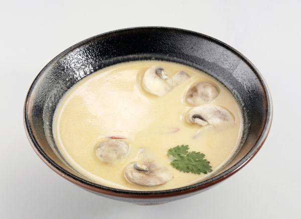Výsledok vyhľadávania obrázkov pre dopyt Krémová šampiňónová polievka