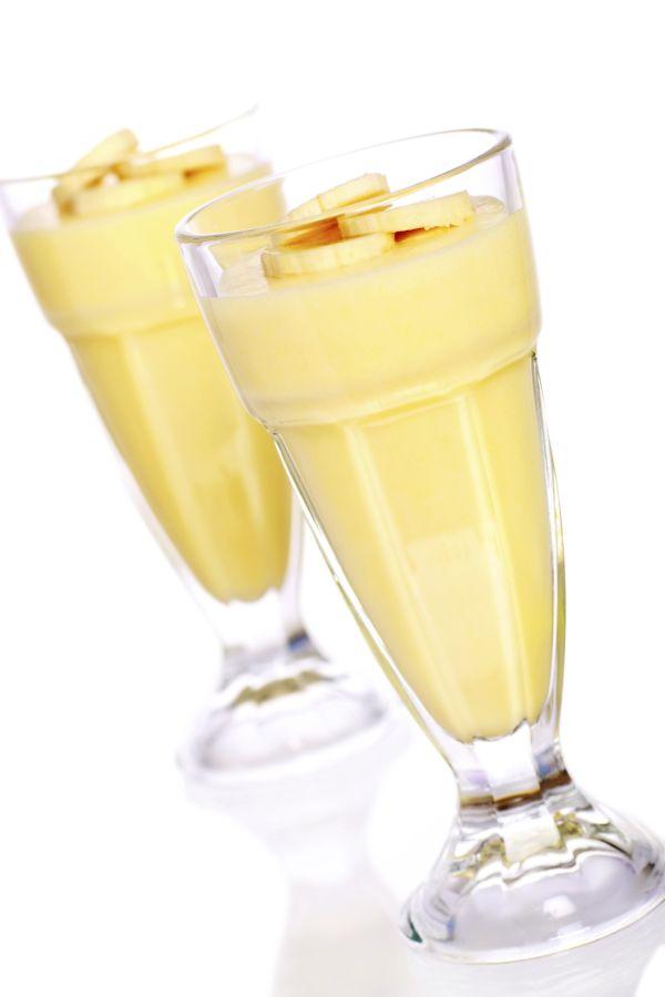 Medová banánová pena |