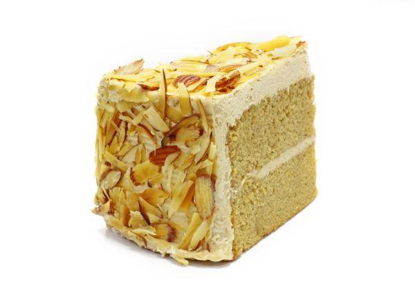 Mandľová torta |