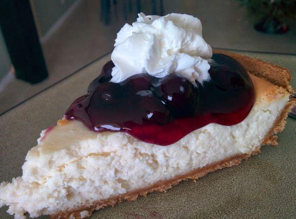 Výborný cheesecake BEZ VAJEC s ricottou |