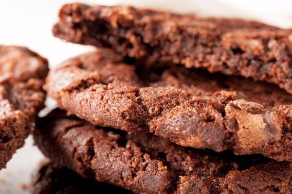 Čokoládové sušienky s citrónom |