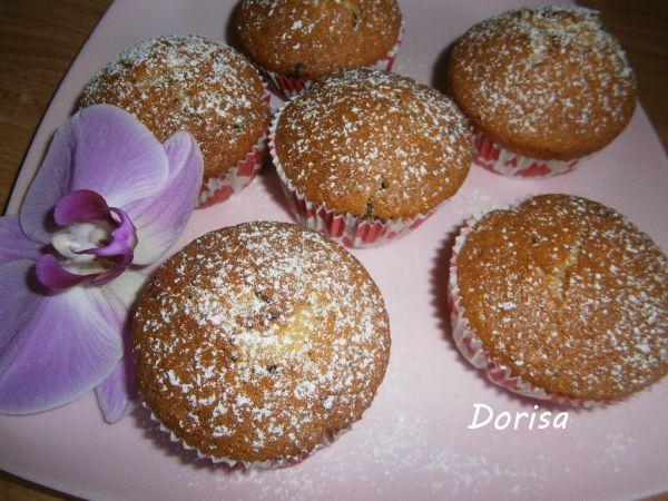 Muffiny s čokoládou |