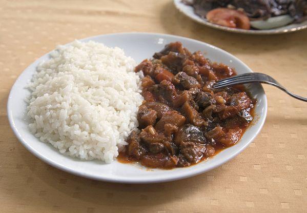 Azu s ryžou  