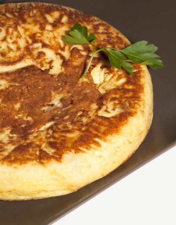 Španielská omeleta |