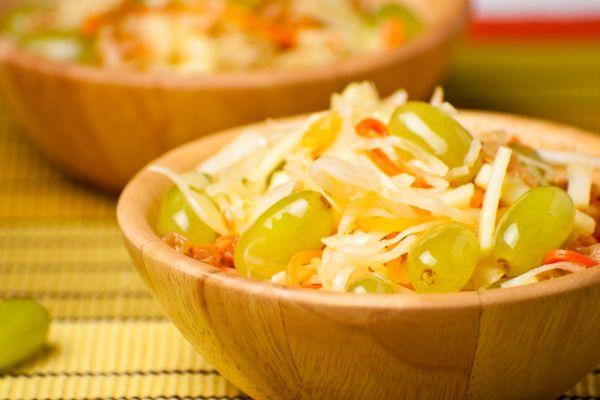 Zeleninovo ovocný šalát |