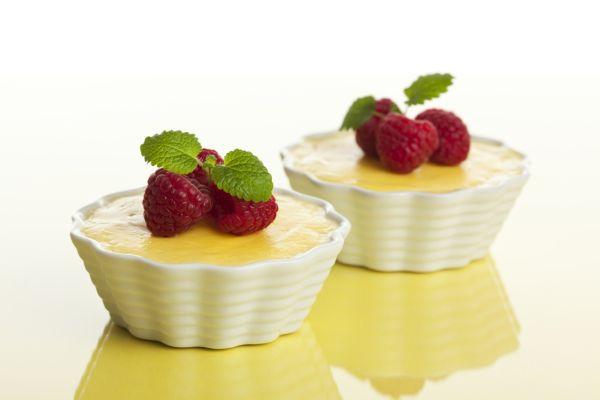 Lahodný vanilkový krém II. |