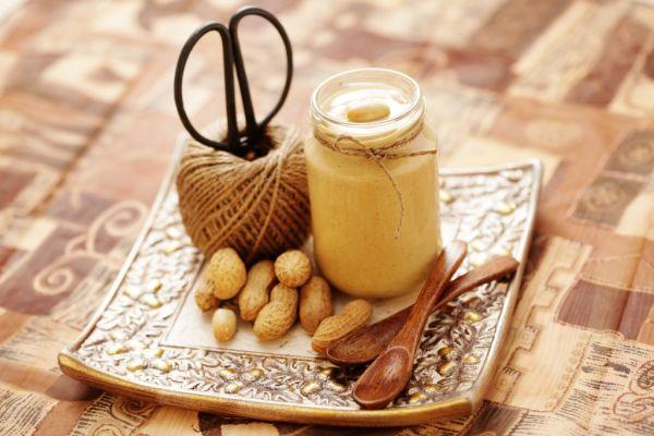 Domáce arašídové maslo |