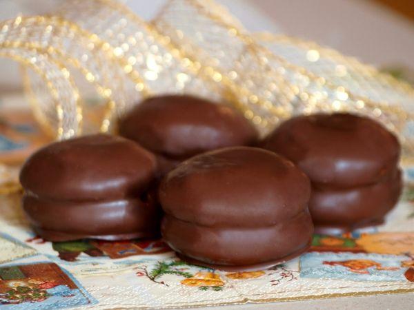 Čokoládové perníčky |