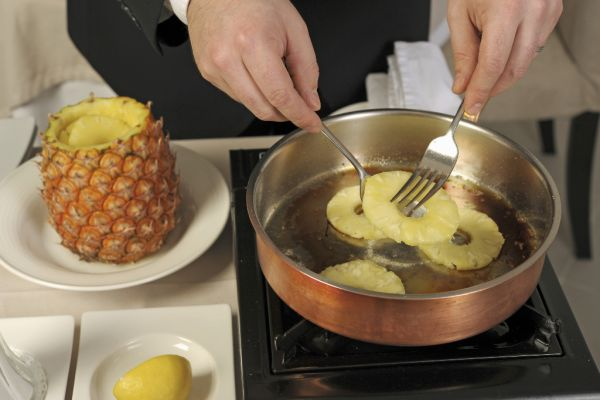 Horúci ananás |