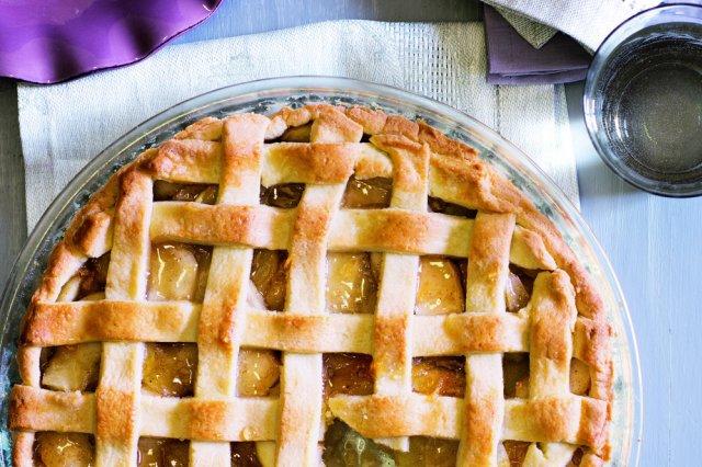 Granny's apple pie aneb babiččin jablečný koláč