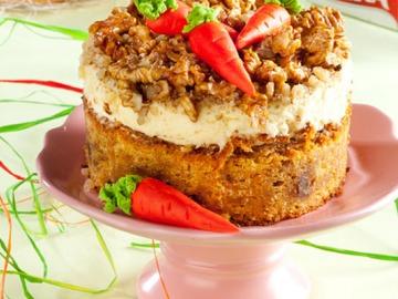 Mrkvový dortík  Recepty na každý den