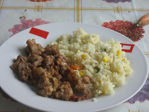 Bravčové mäso so sušenými paradajkami  
